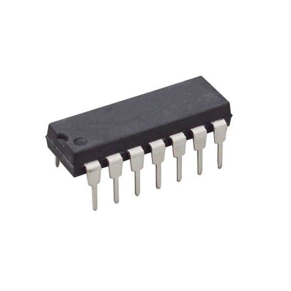 IC 74HC86 Quad 2-Input Exclusive or Gate Dip