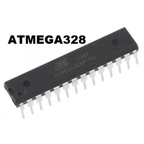 ATmega328 Microcontroller IC - ICs - Integrated Circuits & Chips - Core Electronics