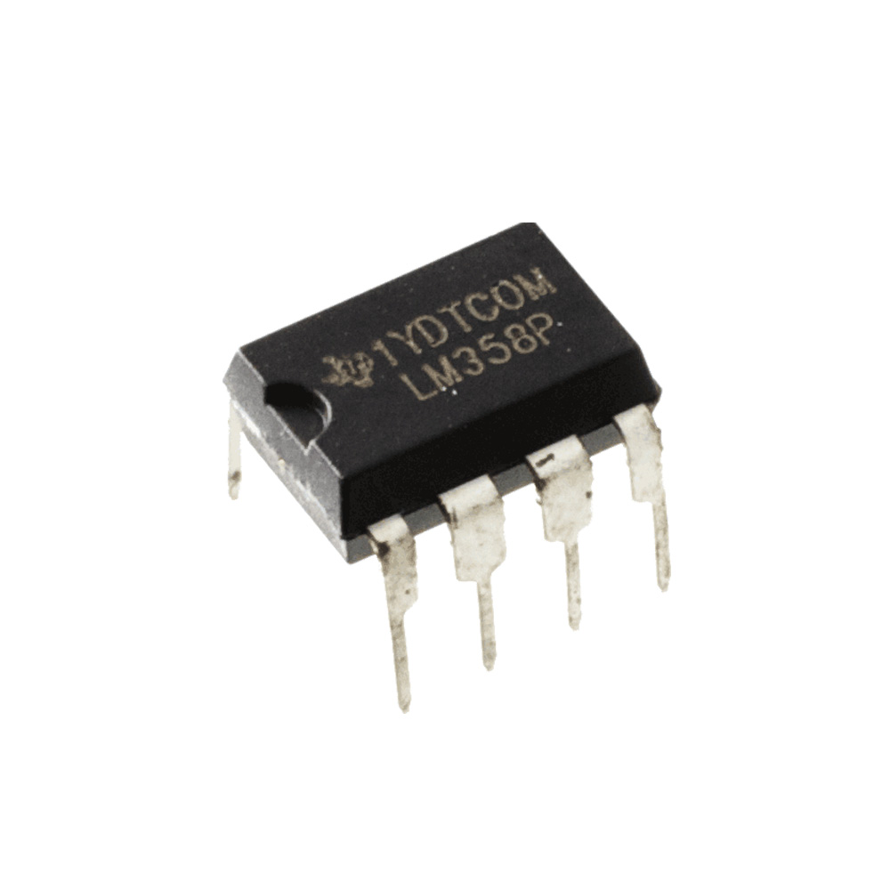 LM358 IC Low Power Dual Operational Amplifier Op Amp IC - Other - Arduino