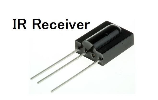 IR Receiver TSOP1738 - Infrared Receiver - Sensor - Arduino