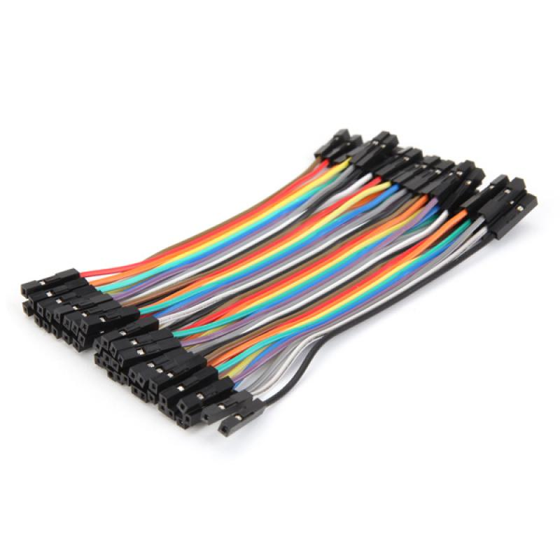 Combo of 3 type Jumper Cables | F-F | F-M | M-M - Other - Arduino