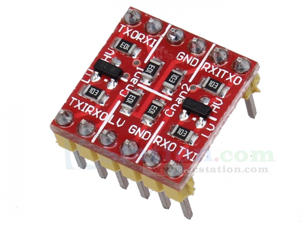 2 Channel Logic Level Converter Module - Raspberry Pi Accessories - Raspberry Pi
