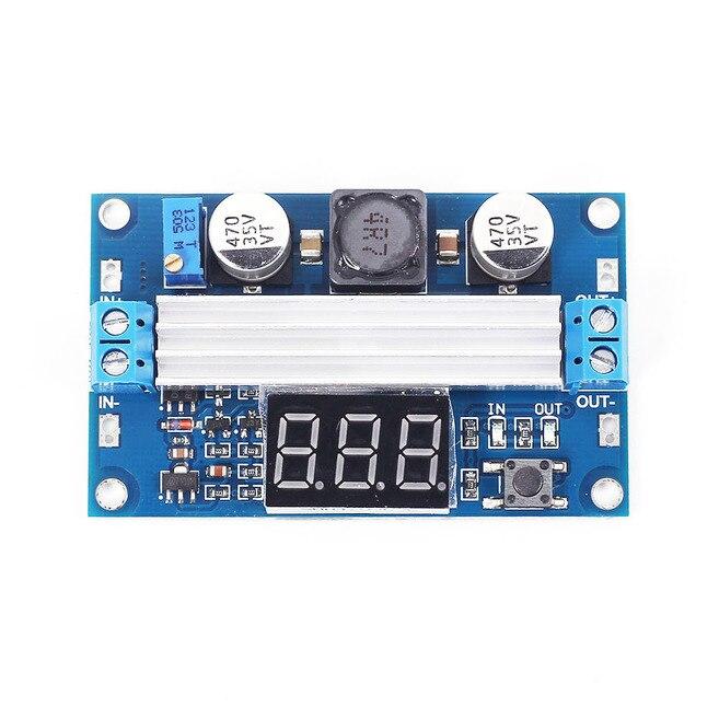 LTC1871 DC-DC Adjustable Power Supply Buck Boost Converter Module