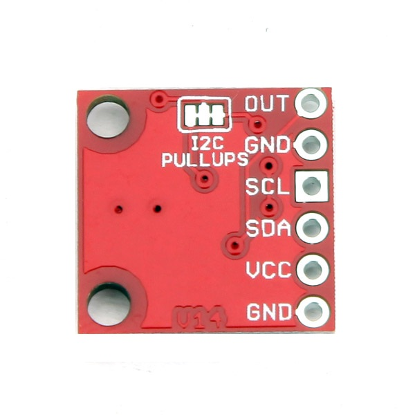 MCP4725 I2C DAC Breakout Development Board