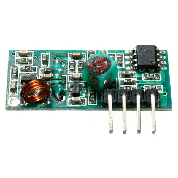 433Mhz RF Transmitter With Receiver Kit For Arduino ARM MCU Wireless - Sensor - Arduino