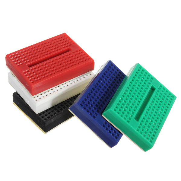 Mini Solderless Breadboard -170 Tie Points for Arduino,DIY Project - Other - Arduino