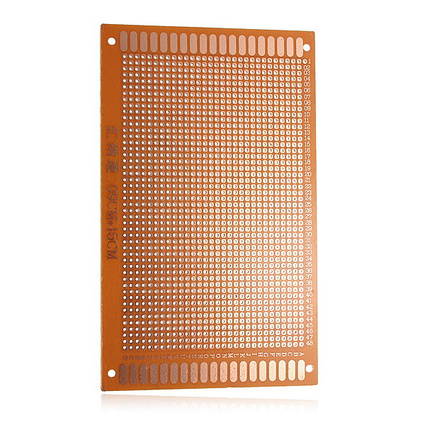 10 x 15cm PCB Prototyping Printed Circuit Board Breadboard - Other - Arduino
