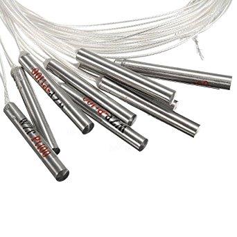 PT100-S Waterproof 1m 30mm Probe PTFE FTARP05 Stainless Steel Pole Probe Temperature Sensor