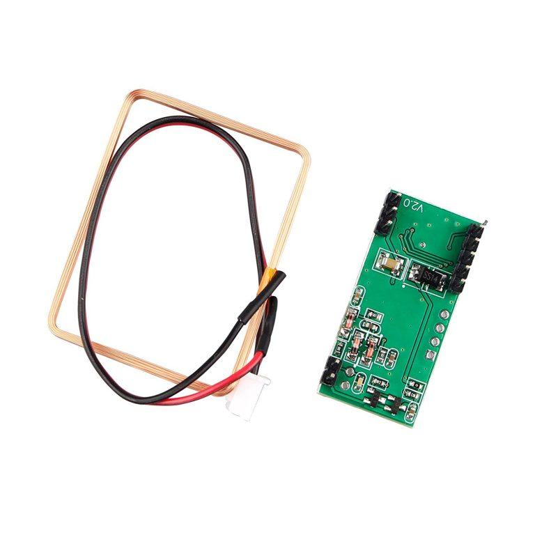 RDM6300 125KHz EM4100 RFID Card ID Reader Module