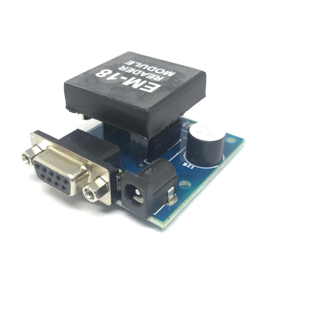RFID Reader EM-18 Module with RS232